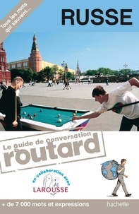 Le Routard - Russe.
