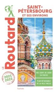 Le Routard - Saint-Pétersbourg et ses environs. 1 Plan détachable