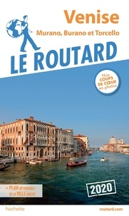 Le Routard - Venise - Murano, Burano et Torcello. 1 Plan détachable