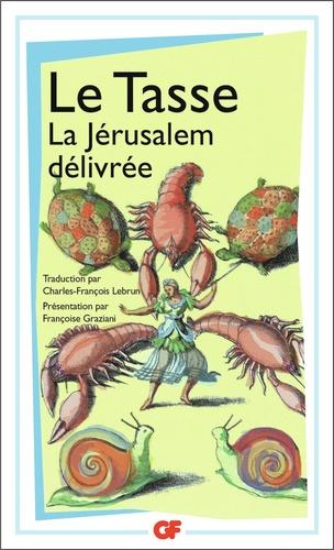 La Jérusalem Délivrée Poche