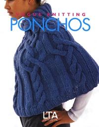 Le temps apprivoisé - Ponchos - Vogue Knitting.