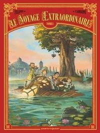 Denis-Pierre Filippi - Le voyage extraordinaire T01.