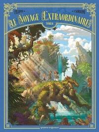 Denis-Pierre Filippi - Le Voyage extraordinaire - Tome 06 - Cycle 2 - Les Îles mystérieuses 3/3.