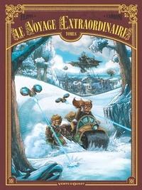 Denis-Pierre Filippi - Le Voyage extraordinaire - Tome 08 - Cycle 3 - Vingt mille lieues sous les glaces 2/3.