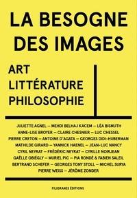 Léa Bismuth et Mathilde Girard - La besogne des images.