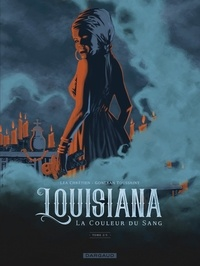 Léa Chrétien et Gontran Toussaint - Louisiana, la couleur du sang - Tome 2.