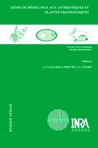 Gènes de résistance aux antibiotiques et plantes transgéniques.pdf