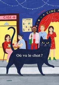 Lea Decan - Où va le chat ?.
