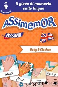 Léa Fabre et  Céladon - Assimemor - Le mie prime parole in inglese: Body and Clothes.