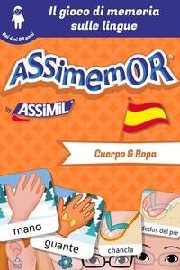 Léa Fabre et  Céladon - Assimemor - Le mie prime parole in spagnolo: Cuerpo y Ropa.