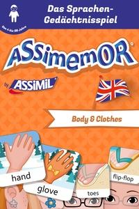 Léa Fabre - Assimemor - Meine ersten englischen Wörter: Body and Clothes.