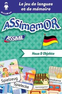 Léa Fabre et  Céladon - Assimemor – Mes premiers mots allemands : Haus und Objekte.