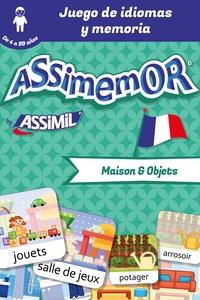 Léa Fabre et  Céladon - Assimemor - Mis primeras palabras en francés: Maison et Objets.