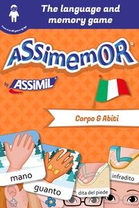 Léa Fabre et  Céladon - Assimemor – My First Italian Words: Corpo e Abiti.