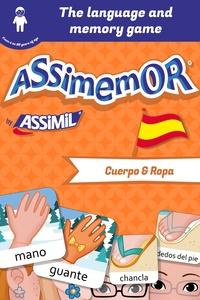 Léa Fabre et  Céladon - Assimemor – My First Spanish Words: Cuerpo y Ropa.