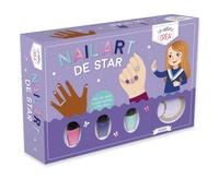 Léa Fabre - Nail art de star.