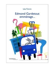 Léa Faivre - Edmond Gardetout emménage.