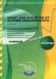 Léa Got - Droit des sociétés et autres groupements UE 2 du DCG - Corrigé.
