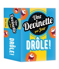 Meilleur téléchargement gratuit pour les ebooks Une devinette par jour drôle ! (French Edition) 9782755643138 RTF