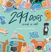 Léa Maupetit - 299 Dogs (and a cat) A Canine Cluster Puzzle /anglais.