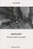 Léa Panigel - Oberkampf - Evolution sociale d'un quartier.