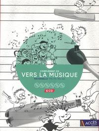 Complement CD Vers la musique maternelle - Léa Schneider |