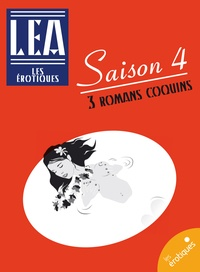 Léa Xxxxx - Léa - Saison 4 - Trois romans coquins.
