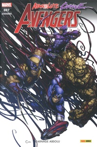 Leah Williams et Zac Thompson - Avengers - Absolute Carnage N° 7 : Carnage absolu.