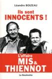 Léandre Boizeau - Ils sont innocents !.