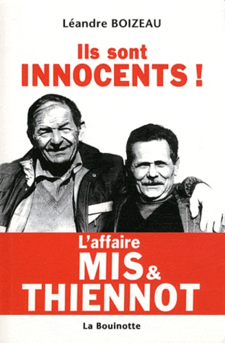 Ils sont innocents !