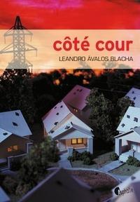 Leandro Avalos Blacha - Côté cour.