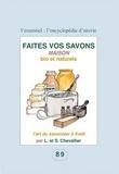 Leanne Chevallier et Sylvain Chevallier - Faites vos savons maison bio et naturels.