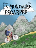 Léanne et  Pioc - La montagne escarpée.