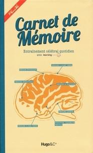 Carnet de mémoire - Entraînement cérébral quotidien.pdf