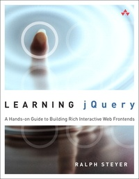 Learning jQuery - A Hands-on Guide to Building Rich Interactive Web Frontends.