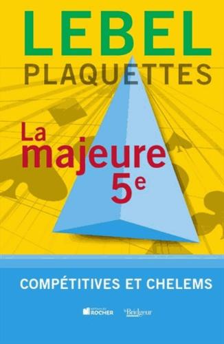 Lebel - Plaquettes compétitives et chelems.