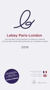 Openwetlab.it Le Lebey Paris-London - Les 250 meilleurs restaurants de Londres & Paris Image