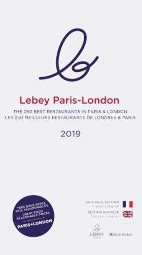 Le Lebey Paris London Les 250 Meilleurs Restaurants De Londres Paris Grand Format