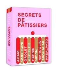 Lec - Secrets de pâtissiers - 180 cours en pas à pas.