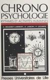 Leconte - Chronopsychologie - Rythmes et activités humaines.