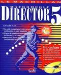 Lee Allis - Macromedia Director 5 pour Macintosh - CD-ROM inside, Edition en anglais.
