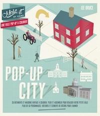 Pop-up city- Une ville pop-up à colorier - Lee Bruce | Showmesound.org