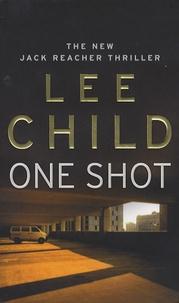 Lee Child - One Shot.