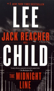 Lee Child - The Midnight Line - A Jack Reacher Novel.