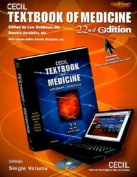 Lee Goldman et Dennis Ausiello - Cecil textbook of medicine. 1 Cédérom