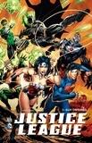 Lee Johns et Jim Lee - Justice League Tome 1 :  - Avec 1 Blu-Ray et un DVD.