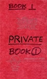 Lee Lozano - Lee Lozano - Private book 1.