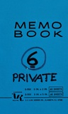 Lee Lozano - Lee Lozano - Private book 6.