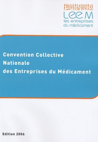 Convention Collective De L Industrie Pharmaceutique