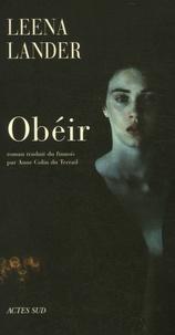 Leena Lander - Obéir.